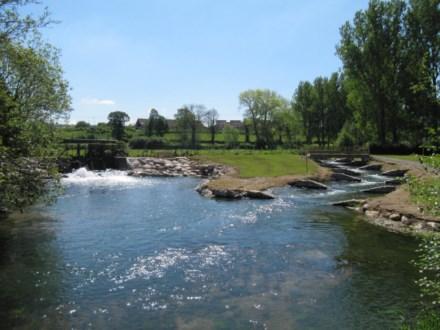 Rivière de contournement à Fauquembergues