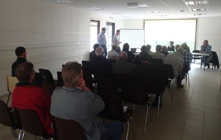 Comité local de suivi du site 5 - Renty - octobre 2014