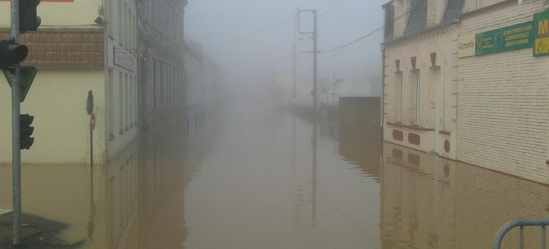 SMAGEAA - inondations