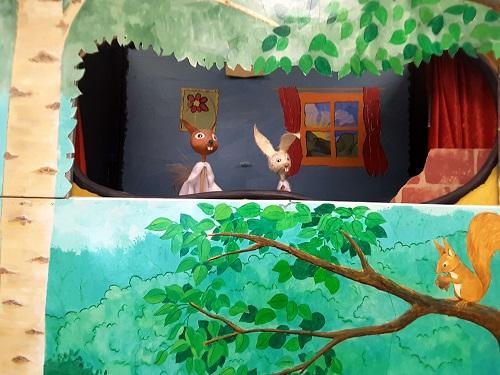 La boutique des tout petits animation pédagogique