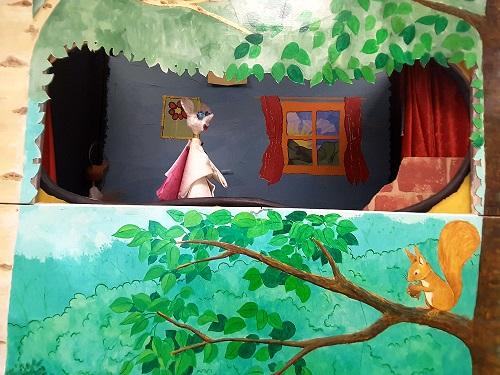 Voyage au royaume du papier animation pédagogique