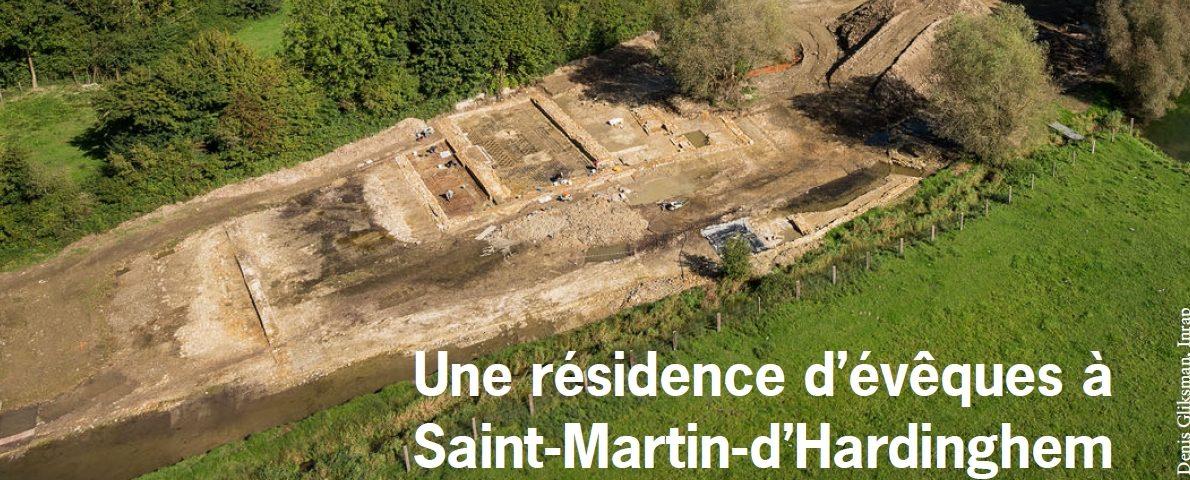 Conférence archéologique - 22/03/18