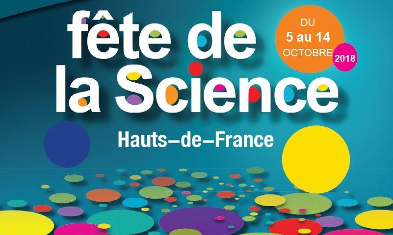 Fête de la science 2018